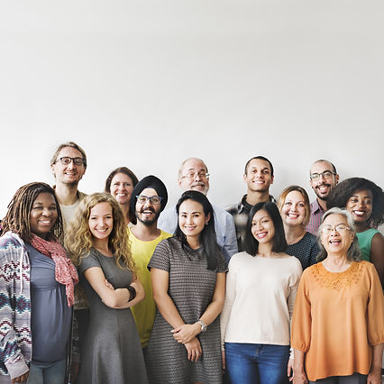 Diversity People Group Team Union Concep