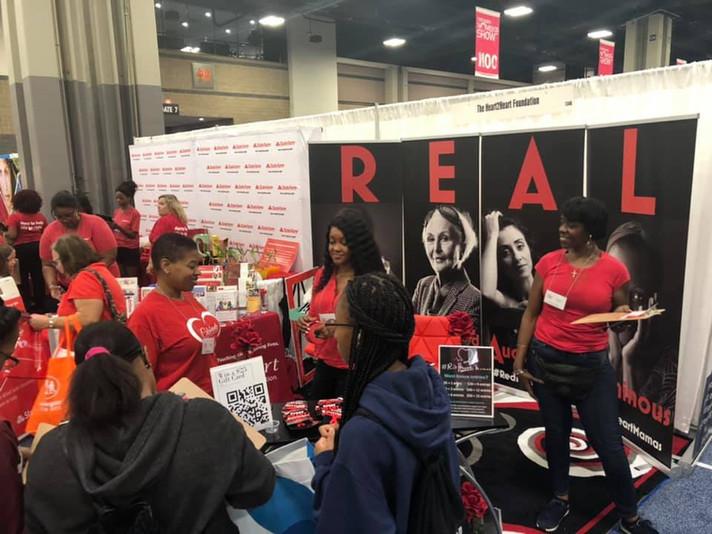 RedHeartMamas - Southern Women's Show Charlotte