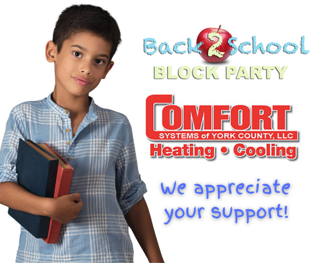 Comfort Systems of York County