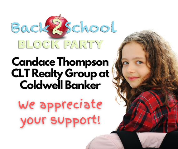 Candace Thompson CLT Realty Group at Coldwell Banker
