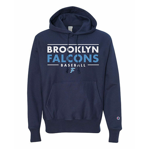 Brooklyn Falcons Champion Block Hoodie