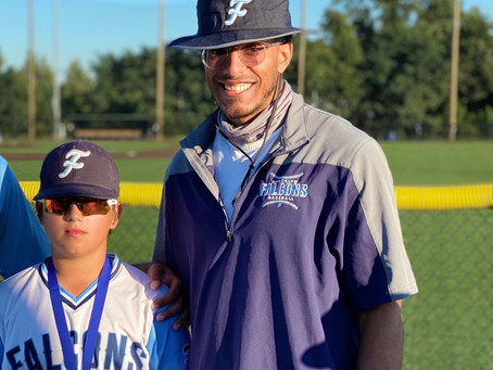 Coach's Corner Interview with Franklyn Coste