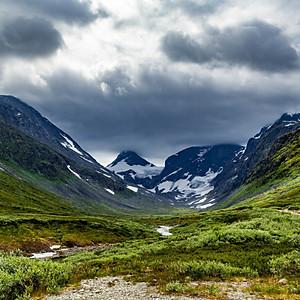 Norsko 2018