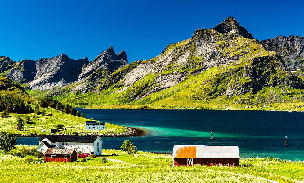 Vstupenka - Putování divočinou Norska
