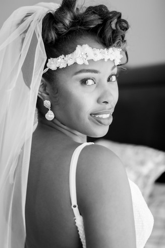 Blushing Bride