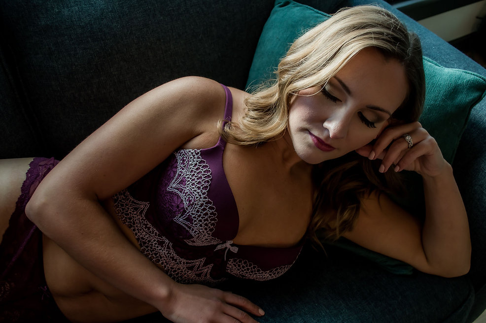 Richmond Boudoir Photography