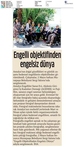Gazete Bir Antalya