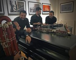 Quarter Bassoon Ensemble