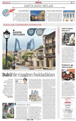 Dünya Gazetesi 20-22.05.2016