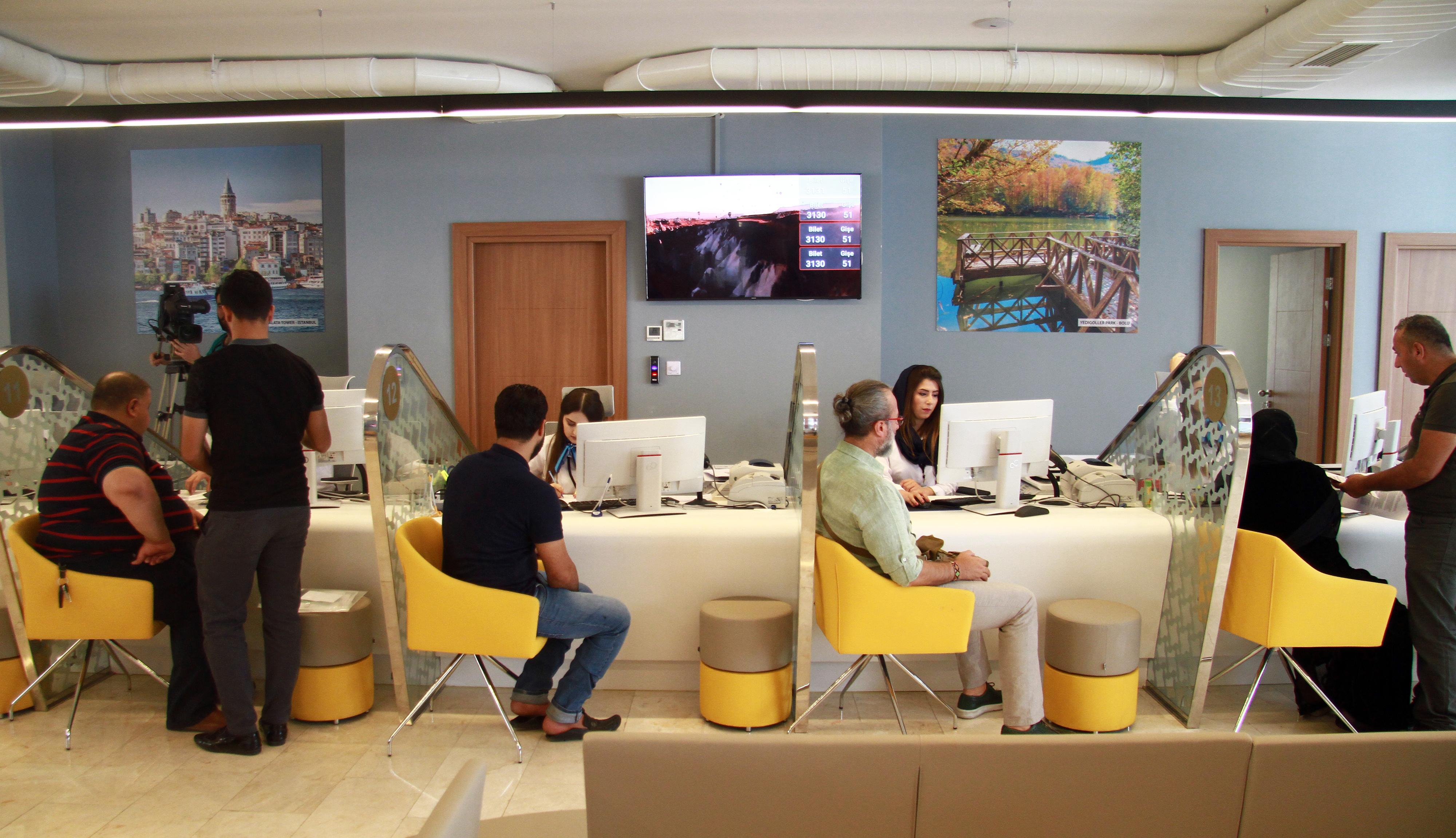 Gateway Vize Başvuru Merkezi