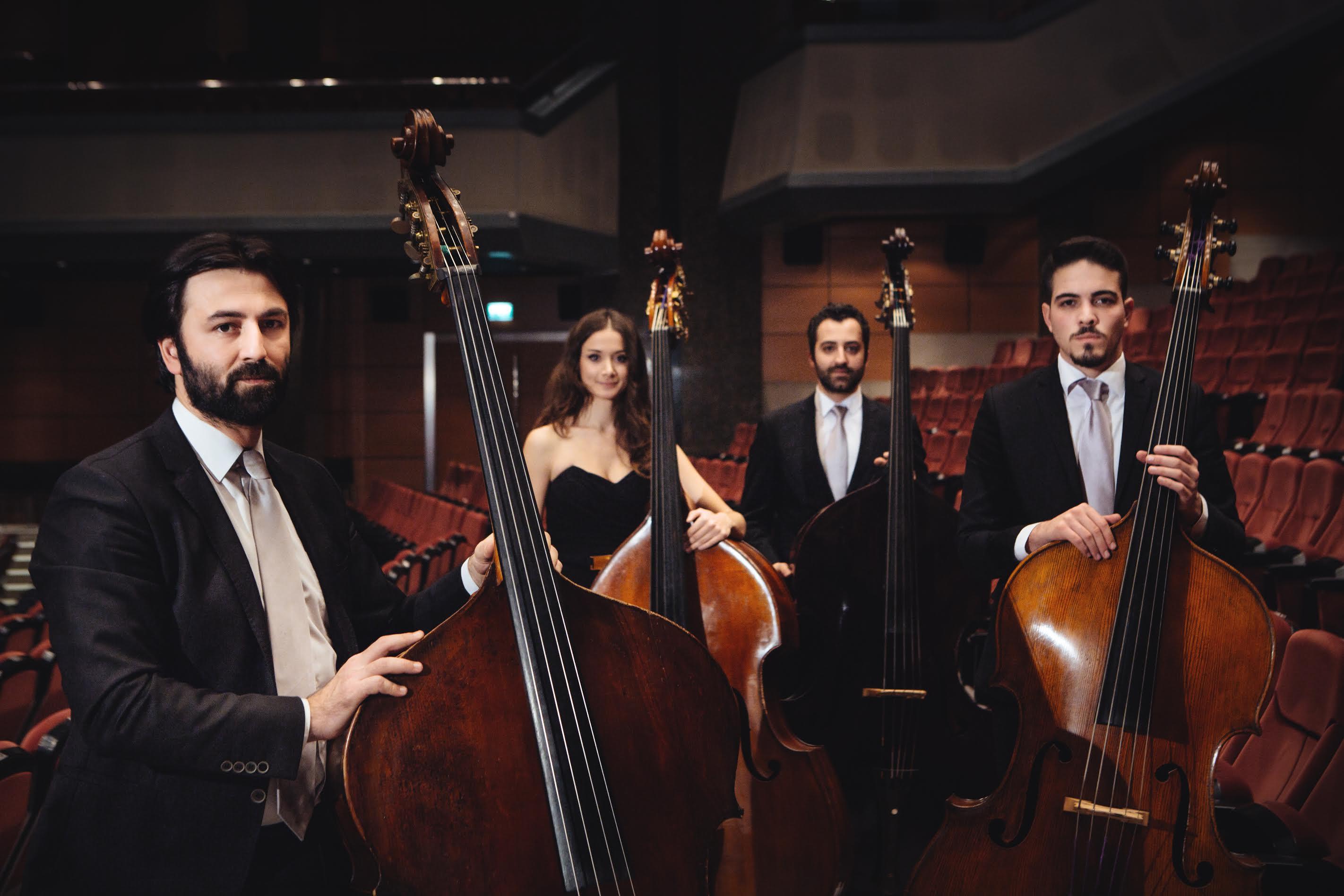 Mimar Sinan Kontrbas Quartet
