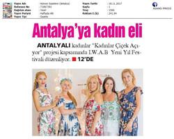 Hürses Gazetesi (Antalya)