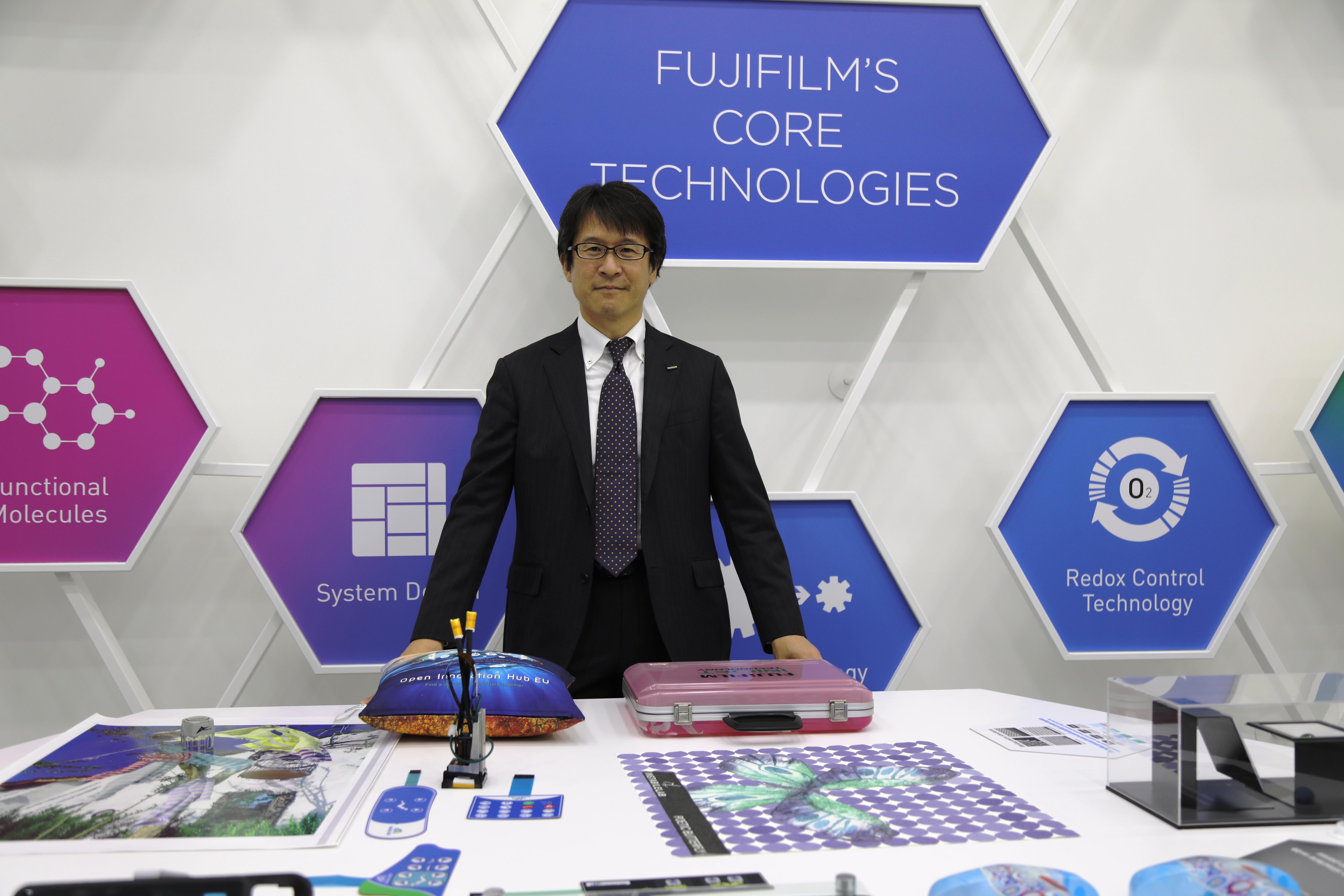 Fujilim Türkiye Başkani Jun Higuchi