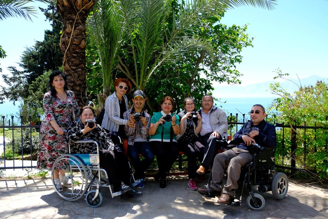Antalya, Engelsiz Dünya