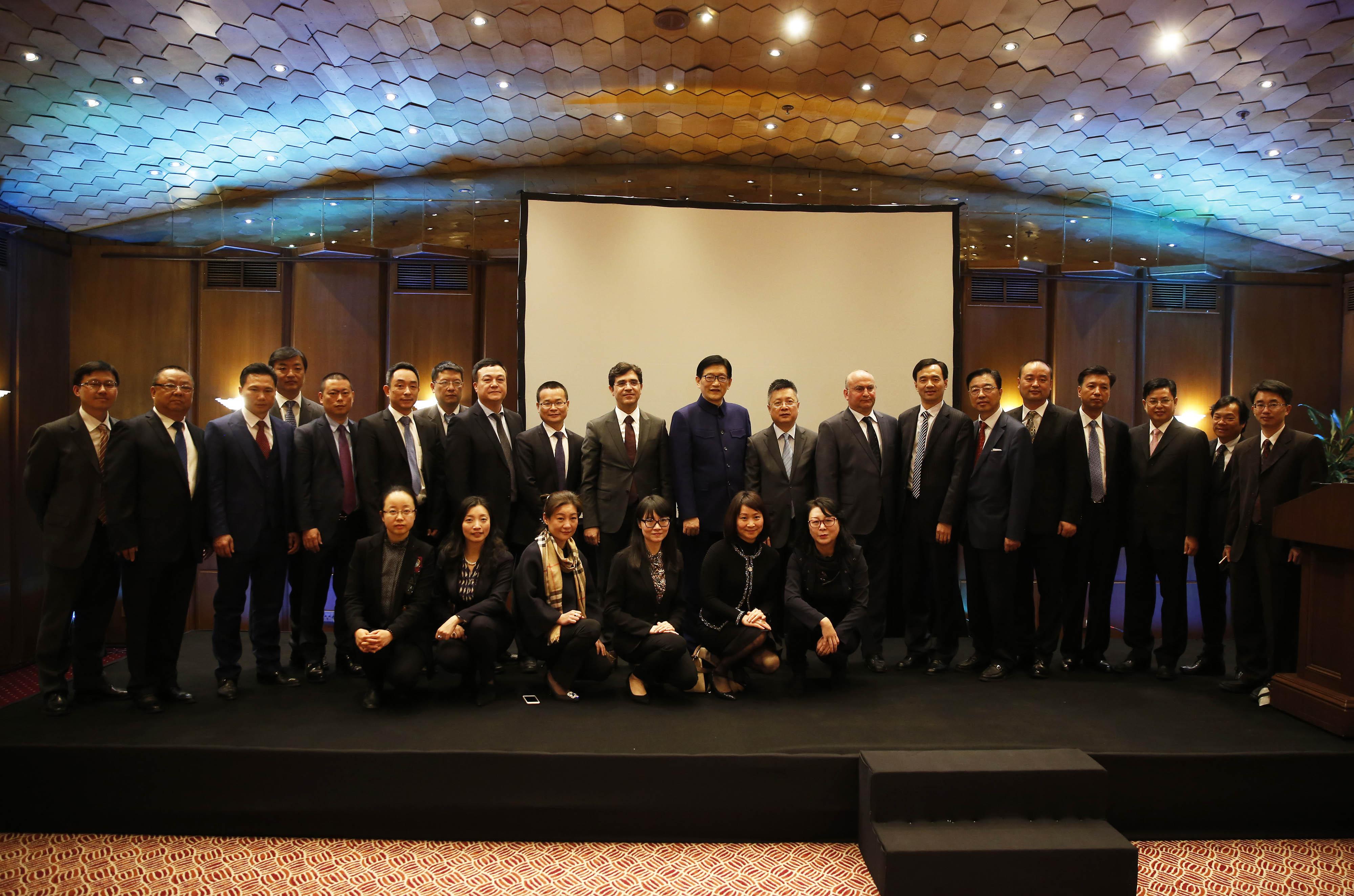 Dorak Itır Çin etkinligi