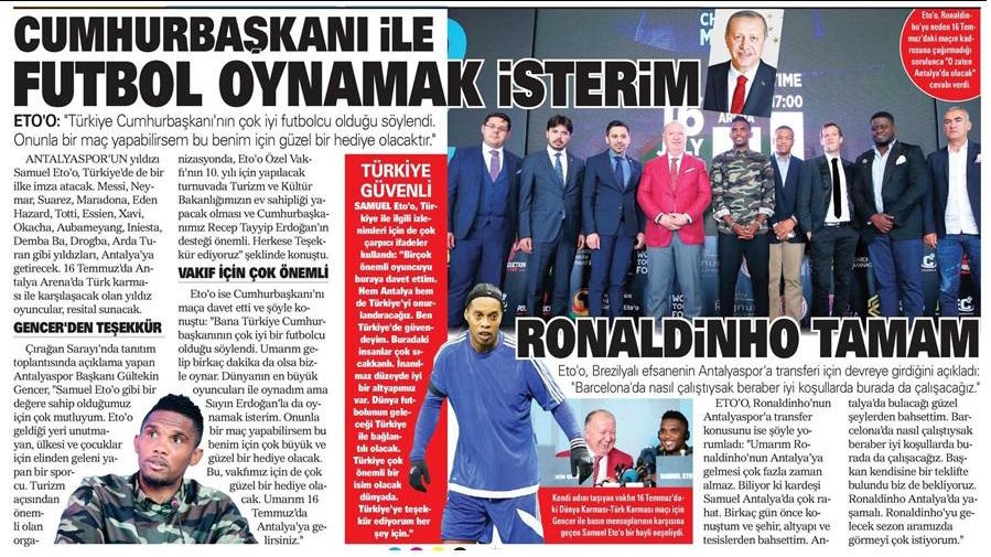 Akşam Gazetesi 2016.05.15
