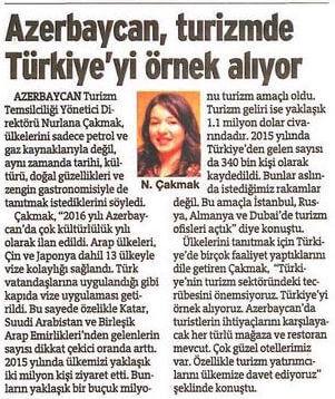 Sözcü Gazetesi - 12.01.2016