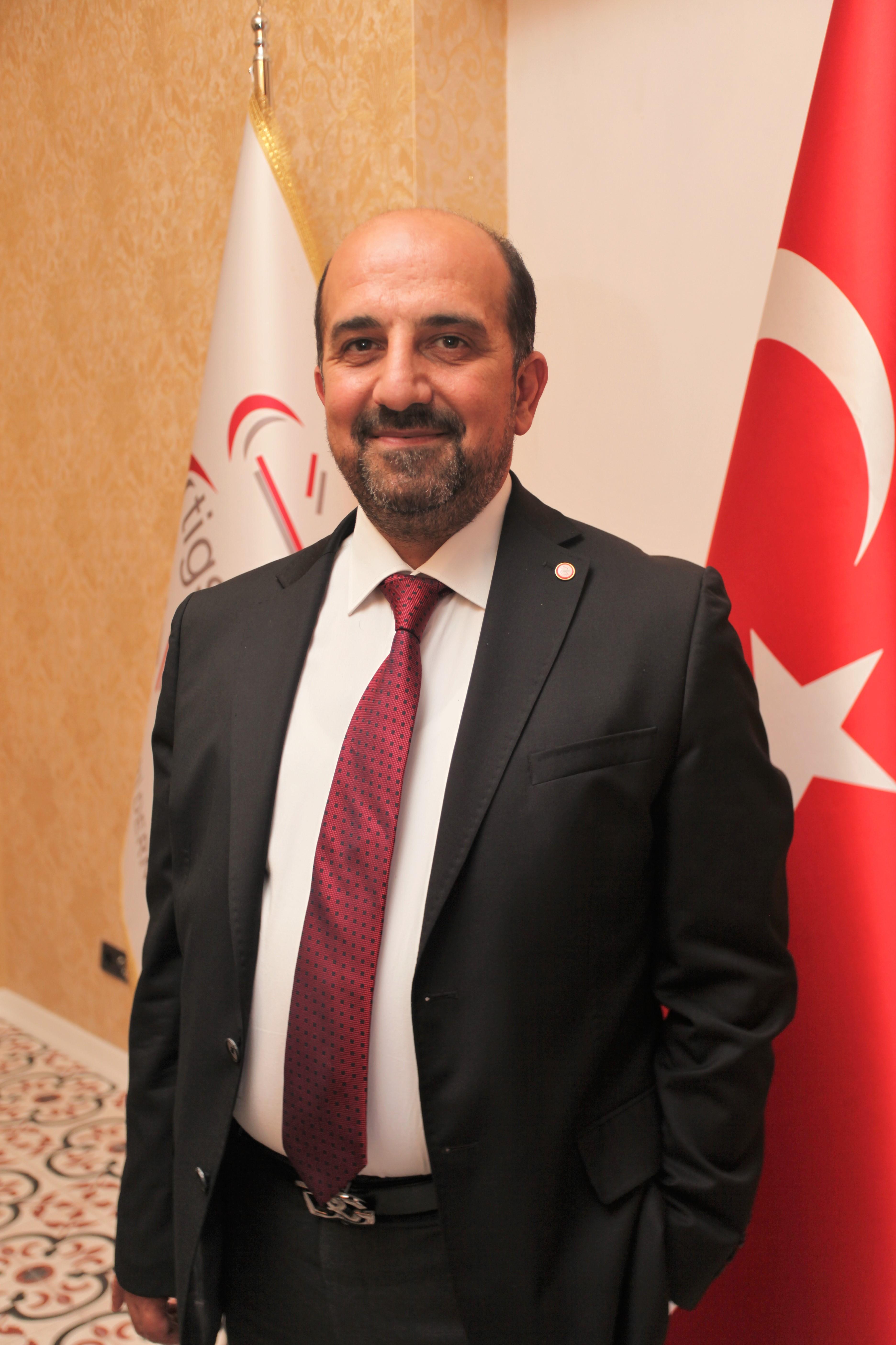 TİGSAD Başkanı Mustafa Nazik