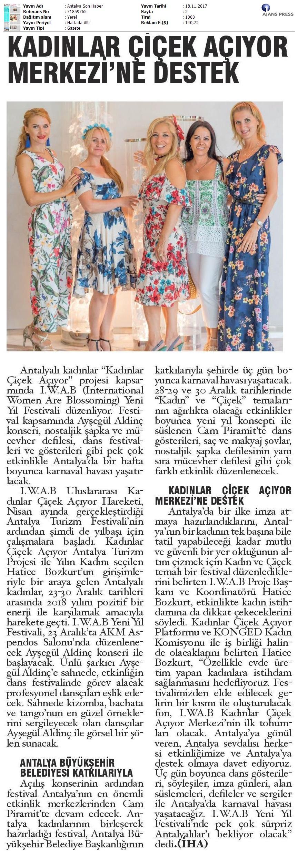 Antalya Son Haber