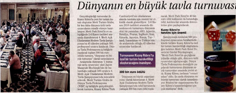 Star Pazar - 30.10.2016