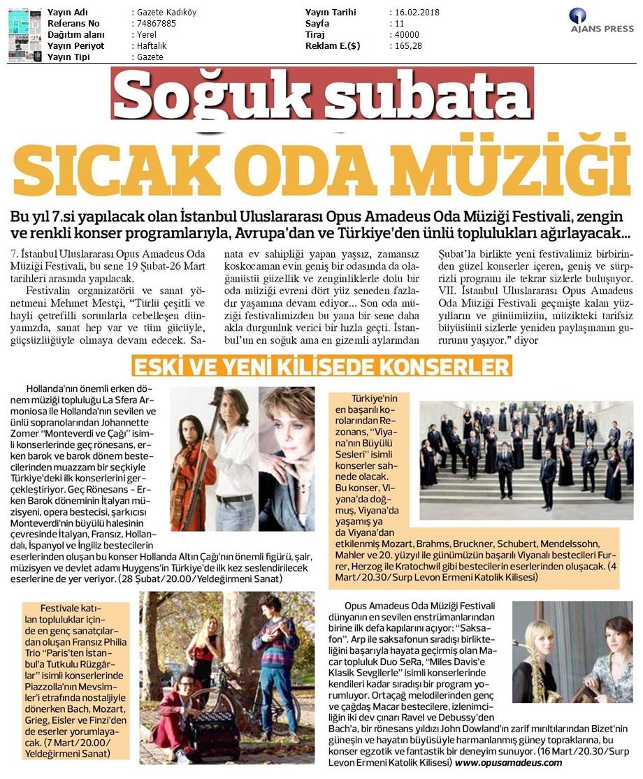 Gazete Kadıköy