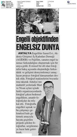 Hürses Antalya
