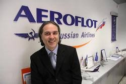 Aeroflot Türkiye Satış ve Pazarlama Müdürü Ladin Topaclioglu
