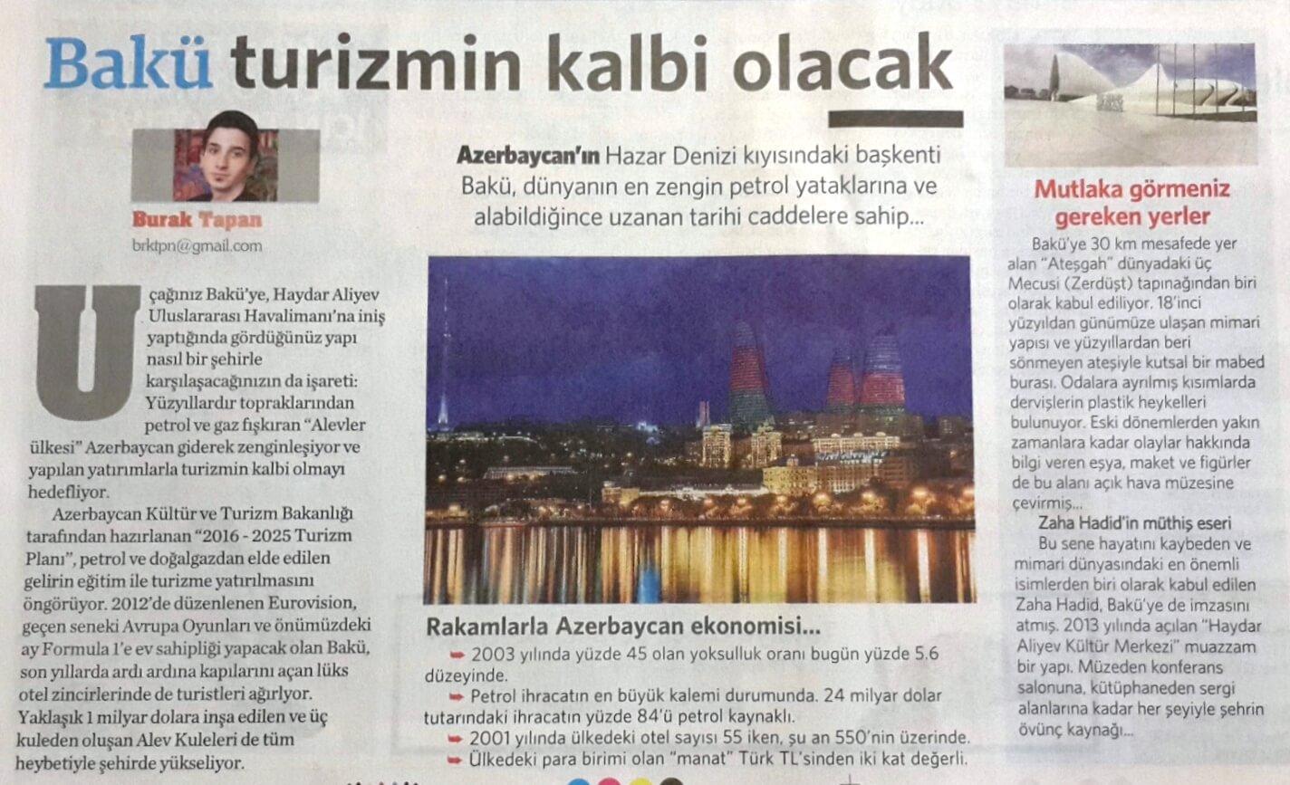Vatan Gazetesi - 28.05.2016