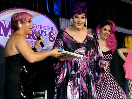 Drag Queen Story Hour...and some surprising events!
