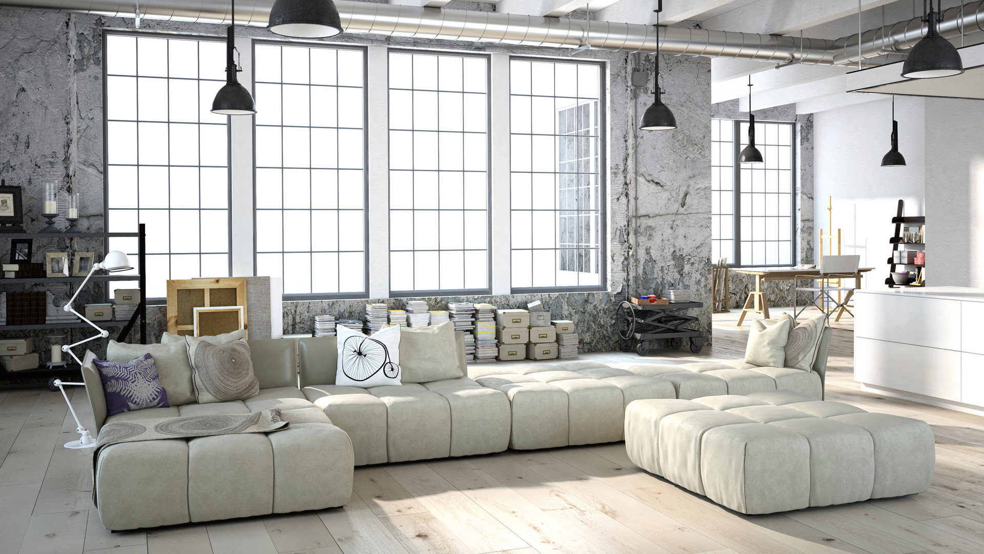 Urban Living Space