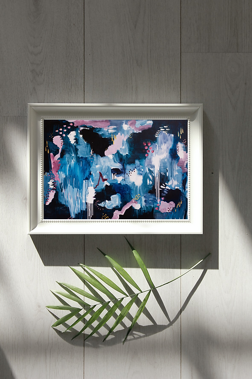 Midnight Storm - Print