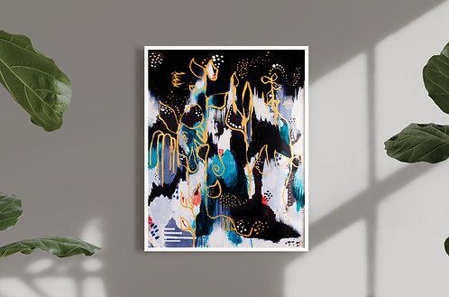 Finding Stillness - Print