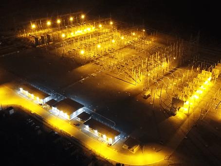 ENERGIZAÇÃO DE GOVERNADOR VALADARES E MUTUM