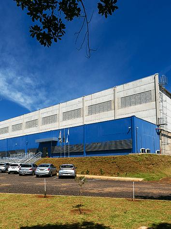 GALPÃO BANCO DO BRASIL