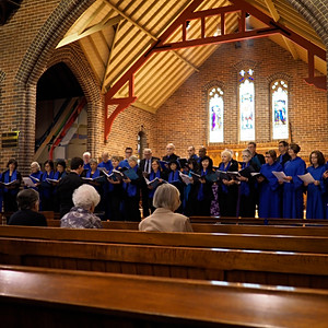 Lent Combined Choirs