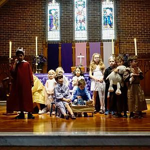 Sunday School Pageant