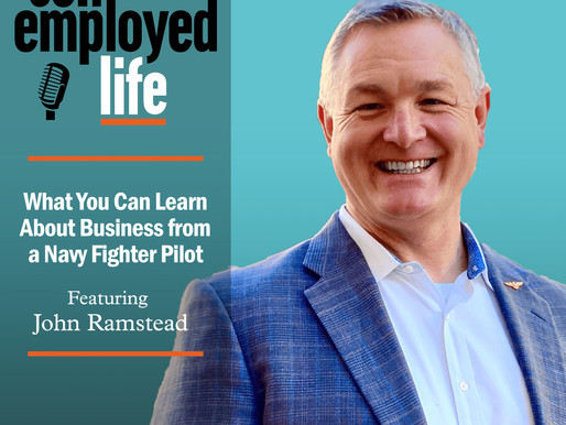 John Ramstead - What You Can Learn About Business from a Navy Fighter Pilot