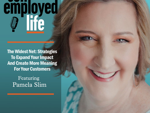 Pamela Slim - The Widest Net: Strategies to Expand Your Impact and Create More Meaning for Your Cust