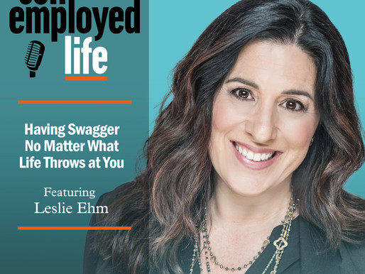 Leslie Ehm - Having Swagger No Matter What Life Throws at You