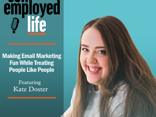 Kate Doster - Making Email Marketing Fun While Treating People Like People