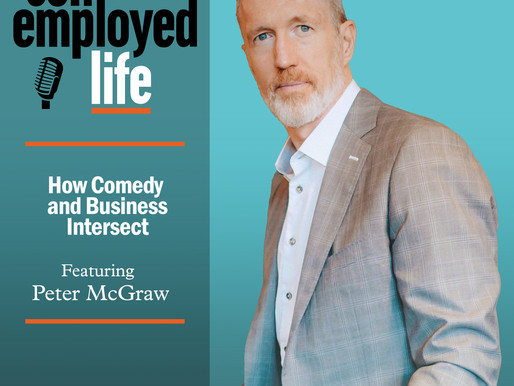 Peter McGraw: How Comedy and Business Intersect