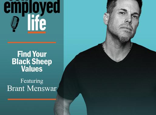 Brant Menswar - Find Your Black Sheep Values