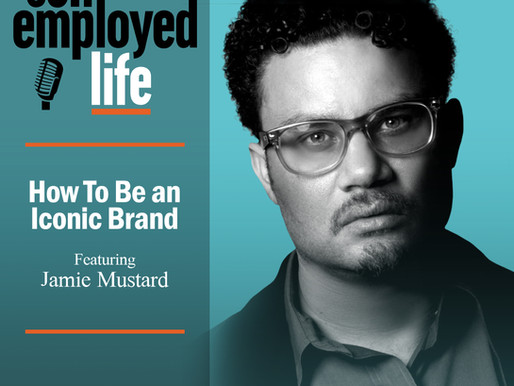 Jamie Mustard - How To Be an Iconic Brand