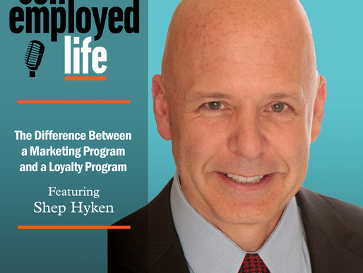 Shep Hyken - The Difference Between a Marketing Program and a Loyalty Program