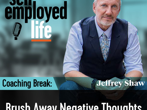 Brush Away Negative Thoughts