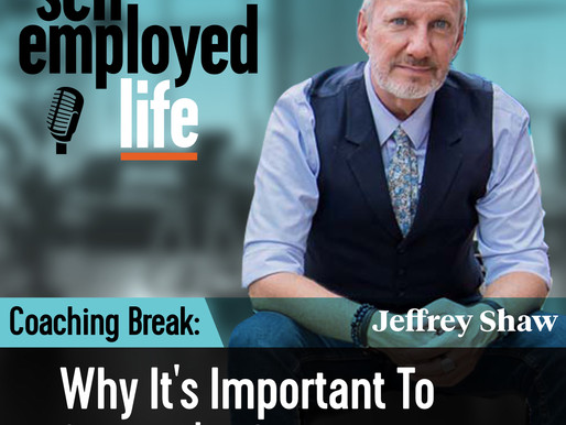 Why It's Important To Say You're Self-Employed