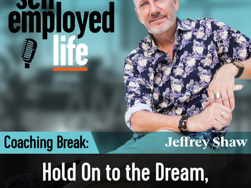 Coaching Break - Hold On to the Dream, Let Go of the Baggage