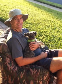 Dex with Dad
