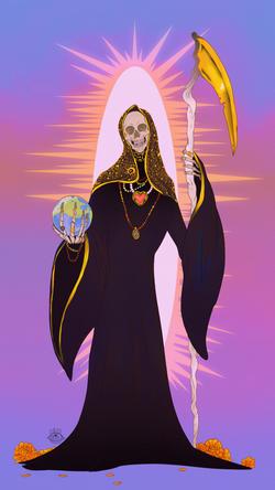 santa muerte2
