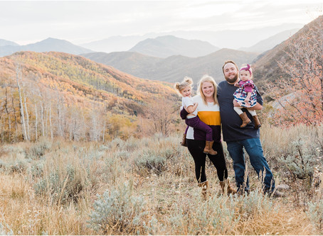 Alldredge || Fall Family Session